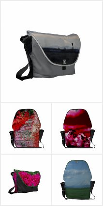 Photography Designs Messenger Bags