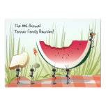❤️ Picnic, Party or Family Reunion Invitation