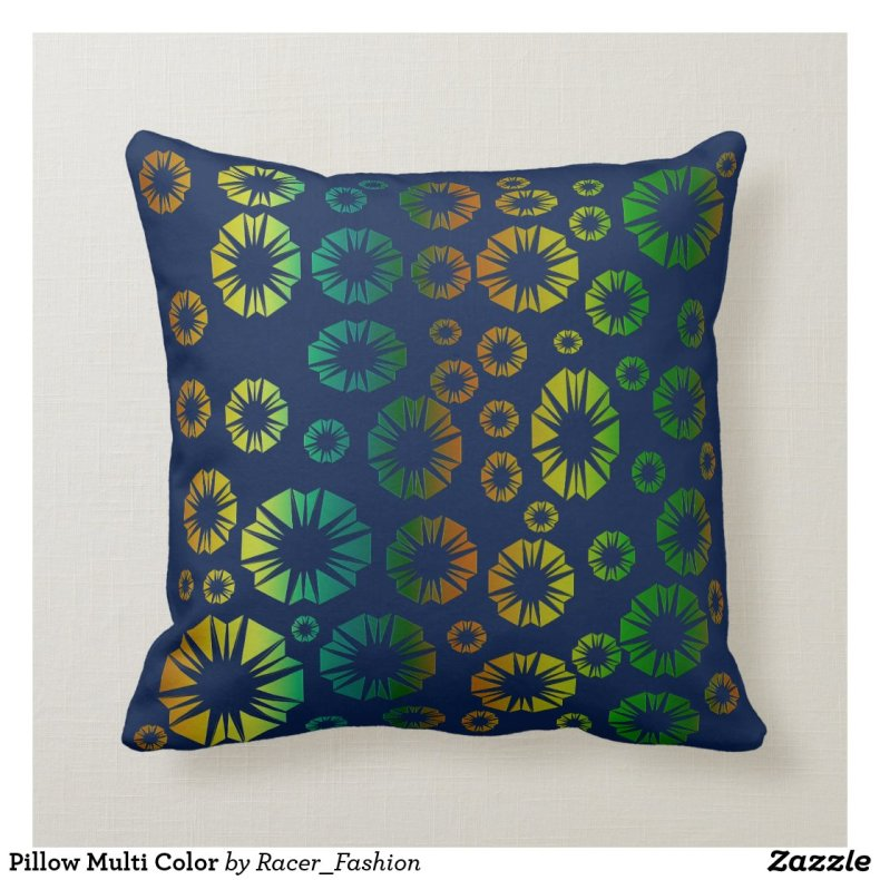 Pillow Multi Color