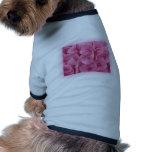 Pink Hydrangea pet clothing