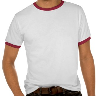 Pink Rehoboth Beach Footprints Tee Shirt