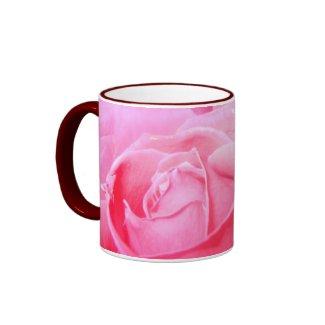 Pink Rose Mug mug