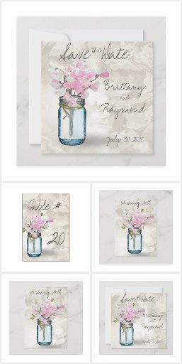 11 Charmingly Quirky Wedding Invitation Ideas For Boho Brides And