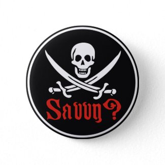 Pirate Savvy button