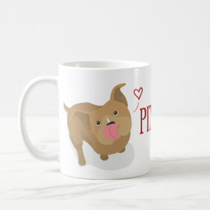 Pits Love Joy Coffee Mug