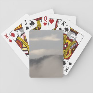 Playing Cards, SPRING MOUNTAIN CLOUD Deck Of Cards