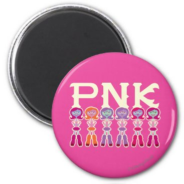 PNK - Scare Students Magnet