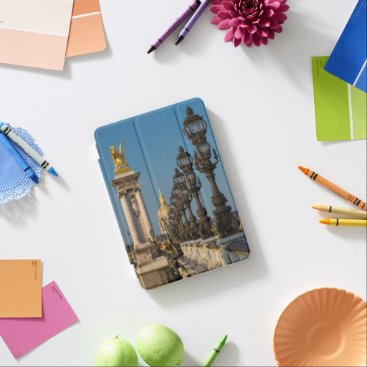Pont Alexandre III Lamps iPad Mini Cover