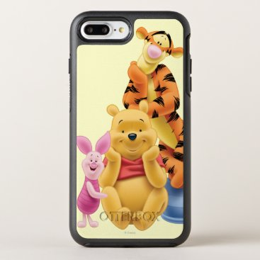 Pooh & Friends 11 OtterBox Symmetry iPhone 8 Plus/7 Plus Case