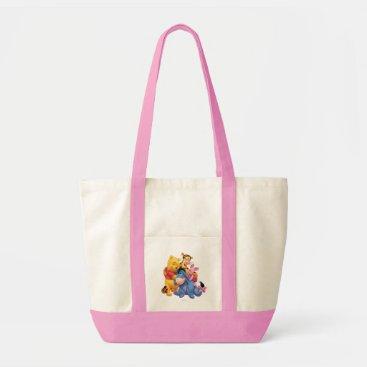 Pooh & Friends 5 Tote Bag