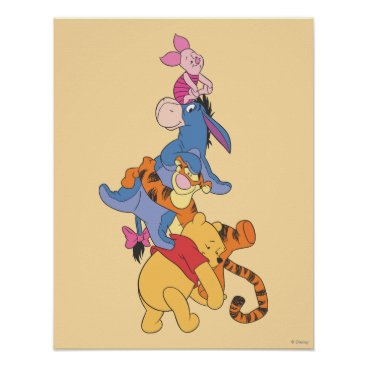 Pooh & Friends 8 Poster