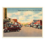 Port St. Joe, Florida vintage Postcard