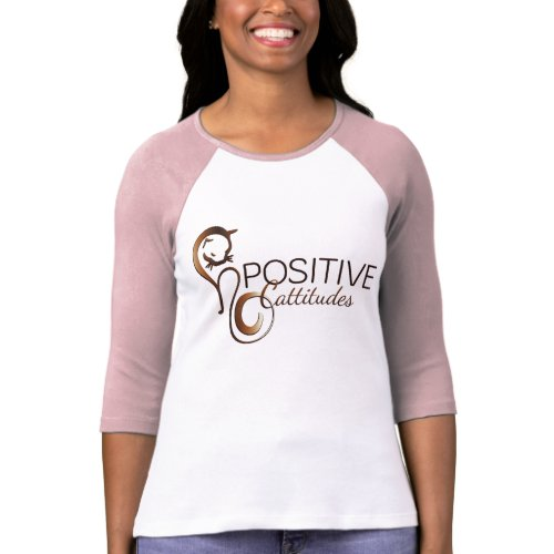 Positive Cattitudes T shirt shirt
