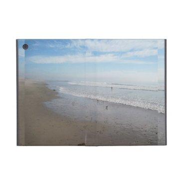 Powis iCase iPad Mini case California Beach Scene