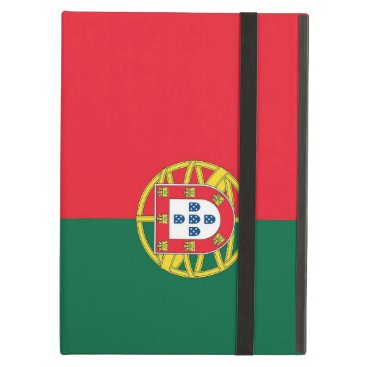 Powis Ipad Case with flag of Portugal