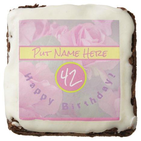 Pretty Pink Birthday.Recognition