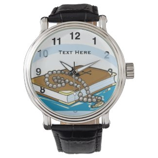 Priest Ordination Anniversary gift personalized Watch