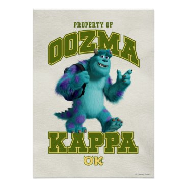 Property of OOZMA KAPPA Poster