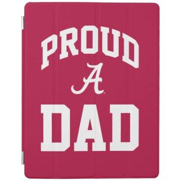 Proud Alabama Family - Dad iPad Smart Cover
