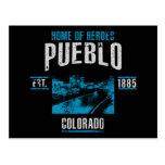 Pueblo Postcard