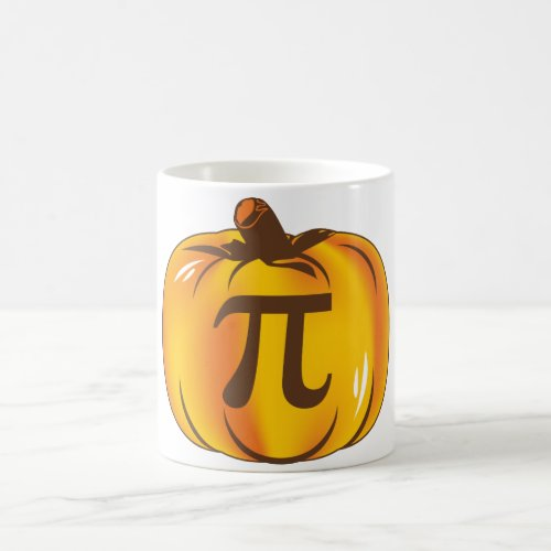 Pumpkin Pi - Happy Halloween Coffee Mug