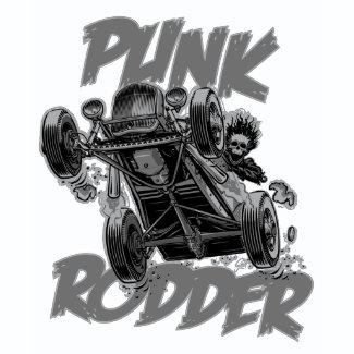Punk Rodder Grey shirt