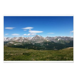 Quandary Peak Photo Print