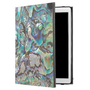 "Queen paua shell iPad pro 12.9"" case"
