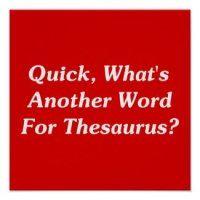 Word Game Geeks T-Shirts & Gifts - Thesaurus