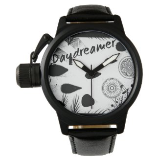 Rachel Doodle Art - Daydreamer Wristwatch