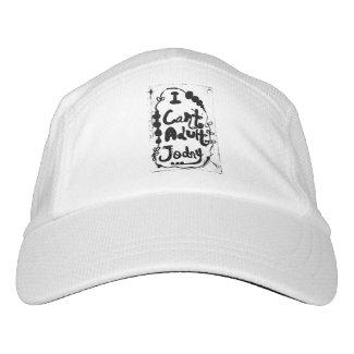 Rachel Doodle Art - I Can't Adult Today Headsweats Hat