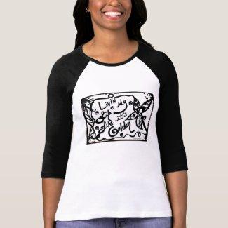 Rachel Doodle Art - Livin My Life Like It's Golden Shirts