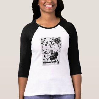 Rachel Doodle Art - No Filter Shirt
