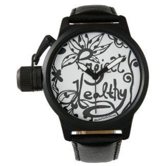 Rachel Doodle Art - Project Healthy Watches
