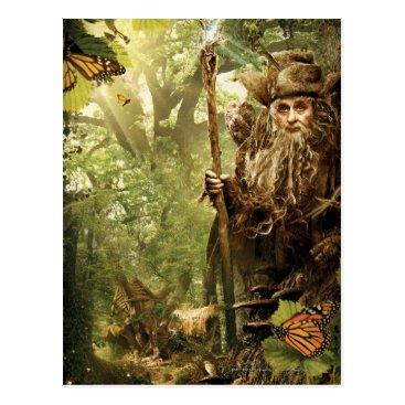 RADAGAST™ in Forest Postcard