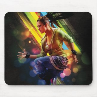 Radical Mouse Pad