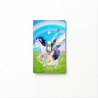 Rainbow Maker Switch Plate Covers