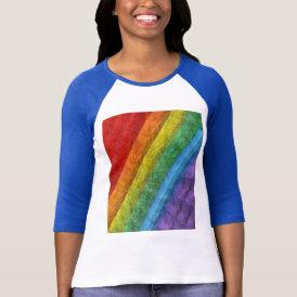 Rainbow Mosaic Gay Pride Flag T-Shirt