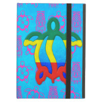 Rasta Honu iPad Cases