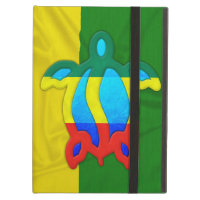 Rasta Honu iPad Folio Case