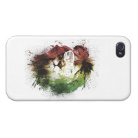 rasta lion iphone case case for the iPhone 4