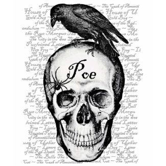 Raven Poe Shirt shirt