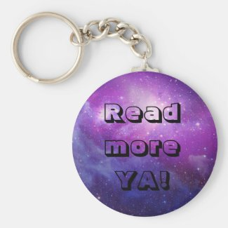 Read more YA! Basic Round Button Keychain