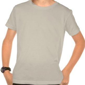 Reader in Grass shirt
