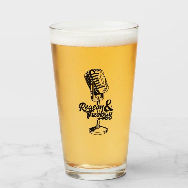 Reason & Theology Beer Cup