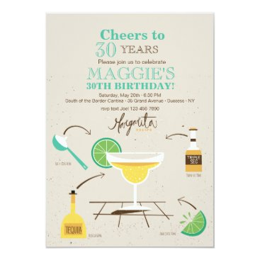 Recipe for Fun Invitation
