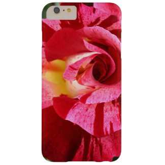 Red and Pink Rose Barely There iPhone 6 Plus Case