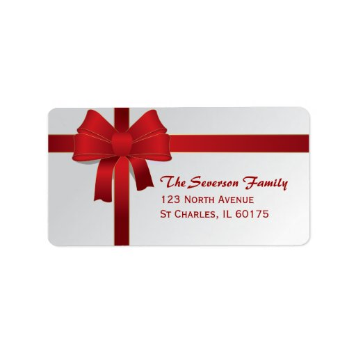 Free Printable Wedding Address Label Templates Wedding – Free Christmas Return Address Labels Template
