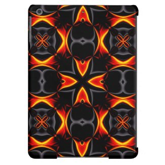 RED Lava Lamp Ipad Air Barely There Case