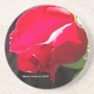 Red Rose - Coaster coaster